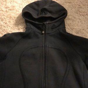Lululemon black scuba hoodie